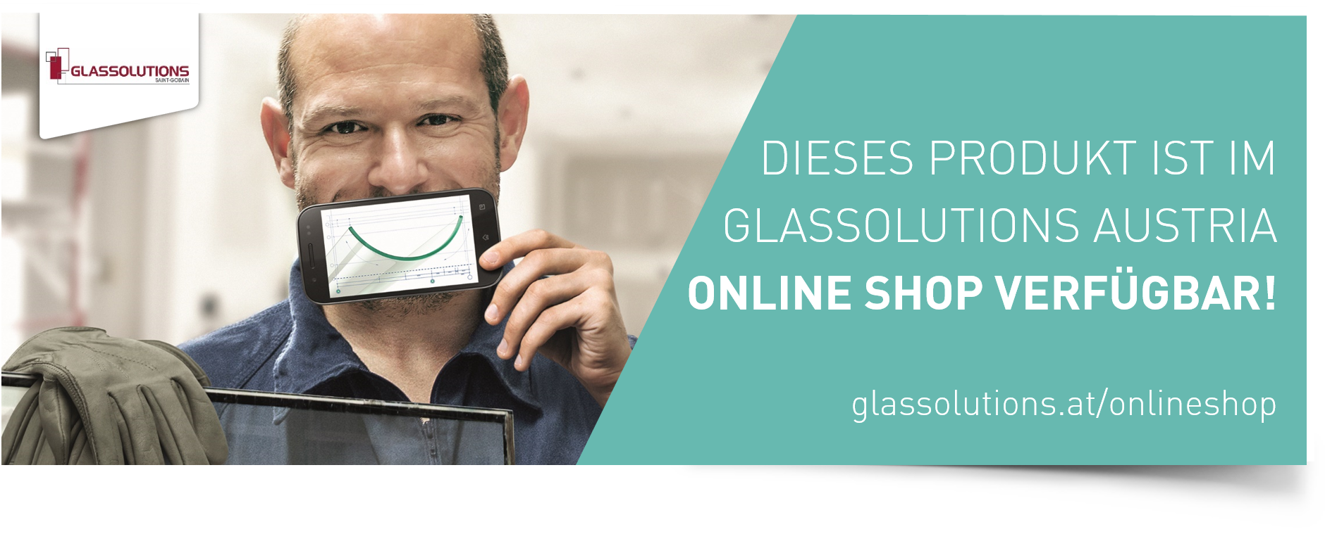 online Shop Glassolutions Austria
